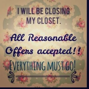 Closing my closet